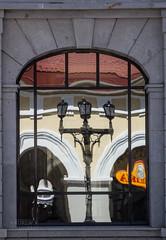 *** (koliru) Tags: color canon reflections town 6d ef70200mm architeckt