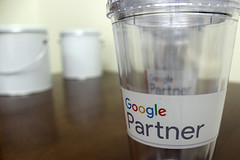 "Google Premier Partner Swag Gifts Cup or Glass • <a style=""font-size:0.8em;"" href=""http://www.flickr.com/photos/31682982@N03/27668963174/"" target=""_blank"">View on Flickr</a>"