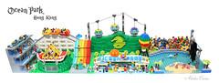 LEGO Ocean Park Hong Kong (alanboar) Tags: hk lego hong kong oceanpark