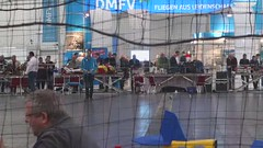 Intermodel 2016 - Flight Shows (Alf Igel) Tags: germany deutschland planes dortmund hubschrauber flugzeuge intermodel modelbau modelbaumesse