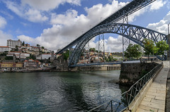 Dom Lus I Bridge 654 (_Rjc9666_) Tags: arquitectura bridge clouds nikond5100 places ponte pontedomluis porto portugal rio river sky street tokina1224dx2 urbanphotography vilanovadegaia water weather ruijorge9666 pt 1487 654