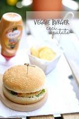 veggie burger (Amaradolcezza) Tags: food recipe foodporn ricette amaradolcezza