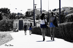 short court ou long - short or long shorts (png nexus) Tags: street day jour desaturation rue