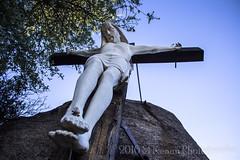 IMG_7360 (Michael Kenan) Tags: arizona st joseph shrine christ cross jesus az crucifix crucifixion yarnell