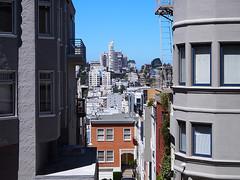 San Francisco (FRAUSCHNERT) Tags: sanfrancisco strasen wolkenkratzer architektur kalifornien sommer hitzewelle roadtrip rundreise mietwagen unterwegs highlights usa amerika westkste hitze heis urlaub frauschoenert reise highwaynr1