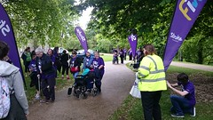 Step out for Stroke Antrim 2016