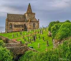 The Auld Kirk (MC Snapper78) Tags: building church graveyard architecture landscape scotland fife medieval firthofforth stmonans eastneuk nikond3300 marilynconnor stmonansparish