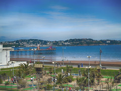 Paignton2016_02 (RightCharlie100) Tags: pier hdr paington holidayssonydsch400