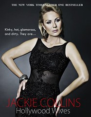 JACKIE COLLINS: Hollywood Wives (CandyGalore1) Tags: jackie collins hollywood wives book cover romance novel bonkbuster