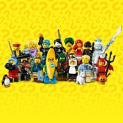 LEGO 71013 Collectible Minifigures (hello_bricks) Tags: cmf lego collectibleminifigures minifigures minifigs minifig minifigure minifigurines minifigurine 71013