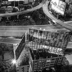 DSC_3825 (Ignacio Blanco) Tags: thailand bangkok metropolis oriental orientalcity future night lighttrails longexposure infrastructure highway cityscape skyscrapers skyline vantagepoint ratchapraroptowermansion