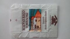 Srie Provence Cte d'Azur - Fontvieille 01 (periglycophile) Tags: priglycophilie sucrology sugar packet sucre morceaux cube france provence cte dazur beghin say fontvieille