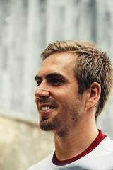 Philipp Lahm (Nathan Congleton) Tags: philipp lahm bayern munich germany world cup soccer football bundesliga nikon d4