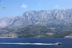 Skyley (Ibai Lemon) Tags: kroazia croatia hrvatska dalmacija dalmatia makarska sky smiley summer uda verano itsasoa hondartza beach coast