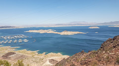 Lake mead from Nevada (bossco) Tags: coloradoriver bouldercity lakemead