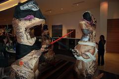 IMG_9194 (wesuah) Tags: dragon con dragoncon 2016 tyrannosaur costume kylo rex tyrannosaurs rey