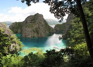 Coron Island Paradise