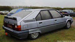 Citron BX 19 GTI 1987 (XBXG) Tags: auto old france holland classic netherlands car mobile vintage french automobile 1987 nederland citron voiture frankrijk gti 19 paysbas ancienne 2015 vijfhuizen bx franaise citromobile citro citronbx rr44yb