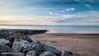 150430 Minehead Evening Seascape flkr-3 (PKpics1) Tags: sunset sea cloud seascape beach sand minehead cloudage