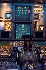 Throttle detail inflight (EBogs!) Tags: cockpit compagnie throttle détail airbus320 aéronautique a320a318a319a321 manettedegaz