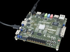 Atlys Spartan-6 FPGA Trainer Board (Digilent, Inc.) Tags: digital hardware video student board memory impact usb professor electronic maker ethernet circuit audio ports development engineer cad fpga hobbyist ddr2 xilinx edk programmed hdmi digilent webpack readytouse atlys microblaze spartan6 chipscope