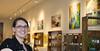 106/343 The Abrams Claghorn Gallery (玪代 - Akiyo) Tags: california bay artist gallery east albany local dayana claghorn theabramsclaghorngallery