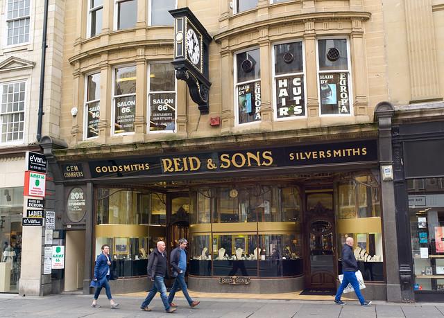 Reid & Sons, Newcastle