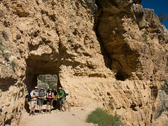 Grand Canyon Rim to Rim Adventure 2015 (Dave-T) Tags: arizona hiking grandcanyon backpacking canyonrimjob2015
