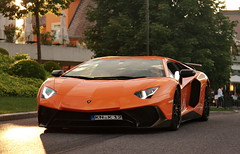 SuperVeloce Sunset (D.N. Photography) Tags: lamborghini aventador sv superveloce supercars supercar automotive auto automobile automobiles austria am canon cars car sunset eos exotic exotics worldcars wrthersee road transportation vehicle vehicles velden 7d