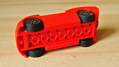 How to Build the Supersport Car (MOC) (hajdekr) Tags: 4stud lego toy vehicle car automobile howto manual tuto tutorial instructions guide creation moc myowncreation assemblyinstructions race racing super supersport sportcar