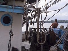 Pola (simone ludovico) Tags: pola street photography porto barca mare schiena