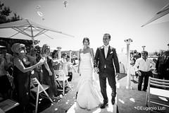 Luigi and Manuela wedding (CastellodegliAngeli) Tags: wedding blackandwhite love happiness winner petali matrimonio biancoenero sposi cerimonia sorrisi