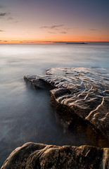 Friend of a friend. (Squareburn) Tags: amble hauxley northumberland coast sunrise coquetisland lighthouse longexposure seascape