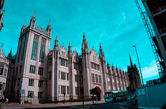 Marschial College, Aberdeen (martyrdon88) Tags: aberdeen tonal scotland architecture