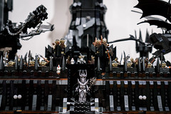 Custom Sauron Minifigure! (Adam Purves (S3ISOR)) Tags: lego moc mod lord rings hobbit lotr nazgul fell beast ringwraith mordor sauron witch king baraddur baraddr orc moria troll cave warg army tower orthanc 10237 comparison anduin1710 ideas cussoo middle earth new zealand thelordoftherings lordoftherings thehobbit
