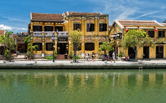 Hoi An (Maren 86) Tags: hoi an vietnam asia travel water river architecture heritage traditional ancient old colourful lumixg7 microfourthirds