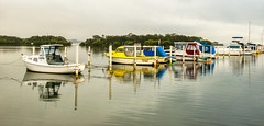 Boats-on-the-water_DSC5439 (Mel Gray) Tags: swansea lakemacquarie newcastle newsouthwales lake water australia