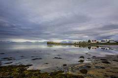 Hfn (Mauro Esains) Tags: hfn mar islandia piedras agua hielo glaciar casas costa cielo ocano paisaje nikon sigma