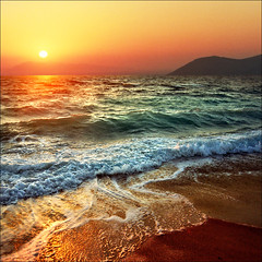 Ocean of possibilities..:))) (Katarina 2353) Tags: seascape summer sunset rhodos greece katarinastefanovic katarina2353