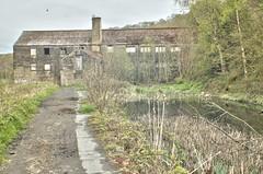Netherton mill, UK (jcw1967) Tags: huddersfield uk 2014 hdr oloneo ope