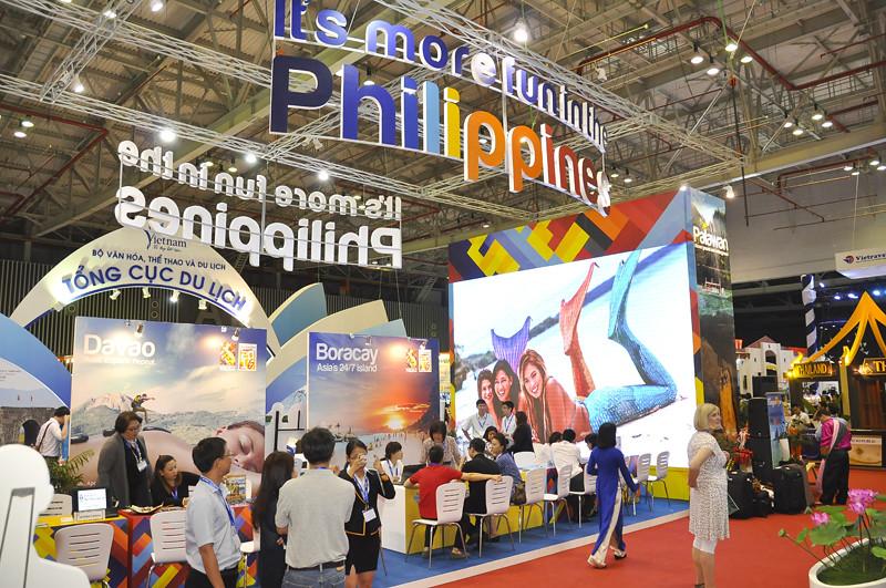 Hội chợ Du lịch quốc tế TP. HCM 2016