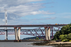 Forth Crossing_073016017 (Jistfoties) Tags: forthbridges forth bridge pictorialrecord civilengineering southqueensferry northqueensferry riverforth