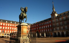 Plaza Mayor. Madrid (Carlos Vias-Valle) Tags: plazamayor