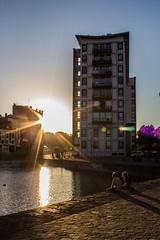_MG_5969 (arnaudsllt) Tags: quai de wault lille sunset couche soleil