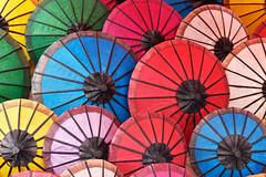 _DSC8260 (CS@ndoval) Tags: umbrellas colors paper asia laos luang prabang paperumbrella travel bright artsandcrafts crafts circle
