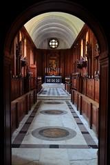 (Henri Decœur) Tags: cambridge university sidney sussex college chapel architecture henridecoeur