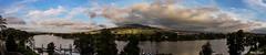 Fronteras. (Diana Gallego) Tags: panormica portugal tui galicia mio panoramic ro river atardecer sunset frontera borders nubes paisaje landscape nature naturaleza canon canon1200d 1855