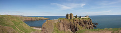 Dunnottar Castle Panorama (mag379) Tags: castle scotland nikon dunnottar dunnottarcastle d7100