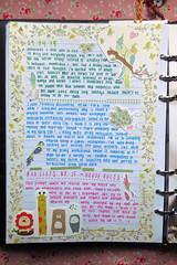 IMG_1268 (pupukatti) Tags: diary journal journals 日記 journaling 手帳