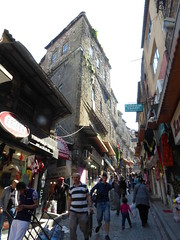 Istanbul street-005 (ashabot) Tags: street people markets cities istanbul citystreets streetscenes peopleoftheworld marketscenes